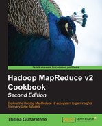 Cover of Hadoop MapReduce v2 Cookbook - Second Edition