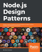 Cover of Node.js Design Patterns