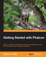 Cover of Getting Started with Phalcon
