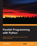 Cover of Parallel Programming with Python