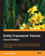 Cover of Entity Framework Tutorial - Second Edition