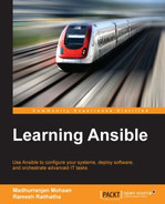 Cover of Learning Ansible