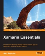 Cover of Xamarin Essentials