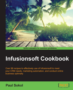 Infusionsoft Cookbook
