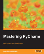 Cover of Mastering PyCharm