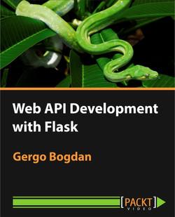 Web API Development with Flask