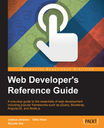 Cover of Web Developer's Reference Guide