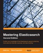 Book cover for Mastering Elasticsearch - Second Edition