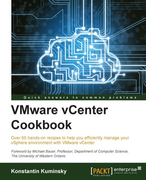 VMware vCenter Cookbook