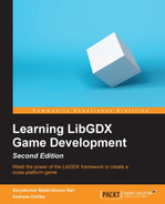 Cover of Learning LibGDX Game Development - Second Edition