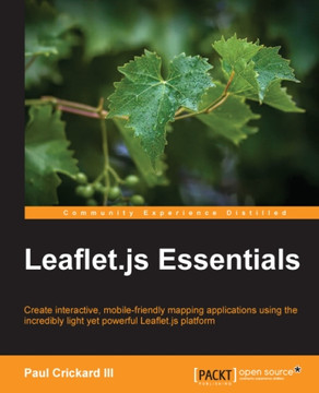 Leaflet js Essentials [Book]