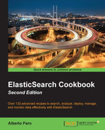 Cover of ElasticSearch Cookbook - Second Edition