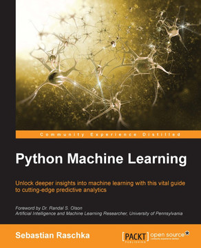 Python Machine Learning [Book]