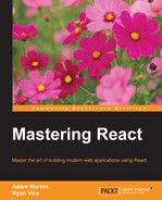 Cover of Mastering React