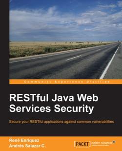 RESTful Java Web Services Security