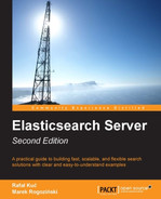 Cover of Elasticsearch Server Second Edition