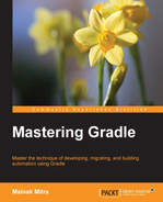 Cover of Mastering Gradle