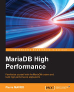 Cover of MariaDB High Performance