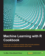 Cover of Machine Learning with R Cookbook