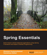 Cover of Spring Essentials
