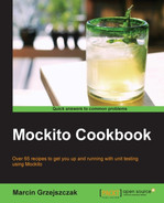 Cover of Mockito Cookbook