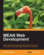 Cover of MEAN Web Development