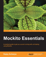 Cover of Mockito Essentials