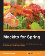 Cover of Mockito for Spring