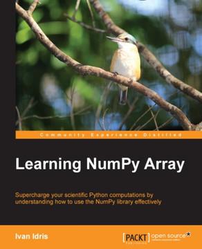 Learning NumPy Array