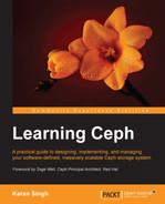 Cover of Learning Ceph