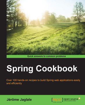Spring Cookbook