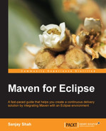 Cover of Maven for Eclipse