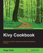 Cover of Kivy Cookbook