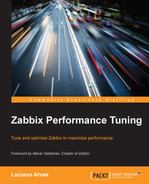 Cover of Zabbix Performance Tuning