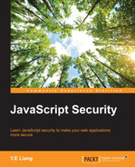 Cover of JavaScript Security