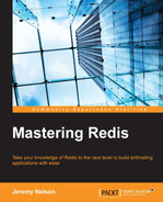 Cover of Mastering Redis