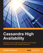 Cover of Cassandra High Availability