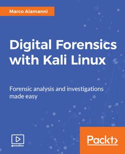 Digital Forensics with Kali Linux