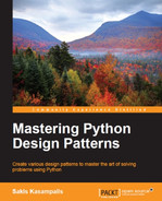 Cover of Mastering Python Design Patterns