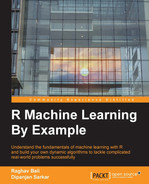 Cover of R Machine Learning By Example