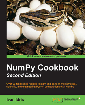 NumPy Cookbook - Second Edition
