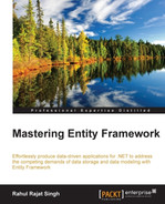 Cover of Mastering Entity Framework