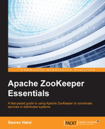 Cover of Apache ZooKeeper Essentials