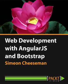 Web Development with AngularJS and Bootstrap