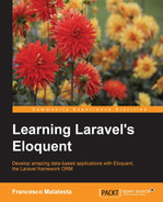 Cover of Learning Laravel's Eloquent