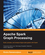 Cover of Apache Spark Graph Processing