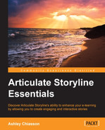 Book cover for Articulate Storyline Essentials