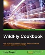 Cover of WildFly Cookbook