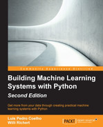 Cover of Building Machine Learning Systems with Python - Second Edition