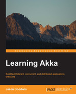 Cover of Learning Akka